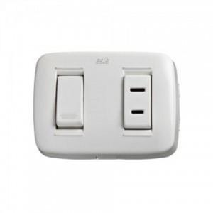 Pulsadores - Interruptores 6A/260V