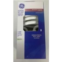 35731 Lámpara Fluorescente Compacta Spiral 23 W c/u